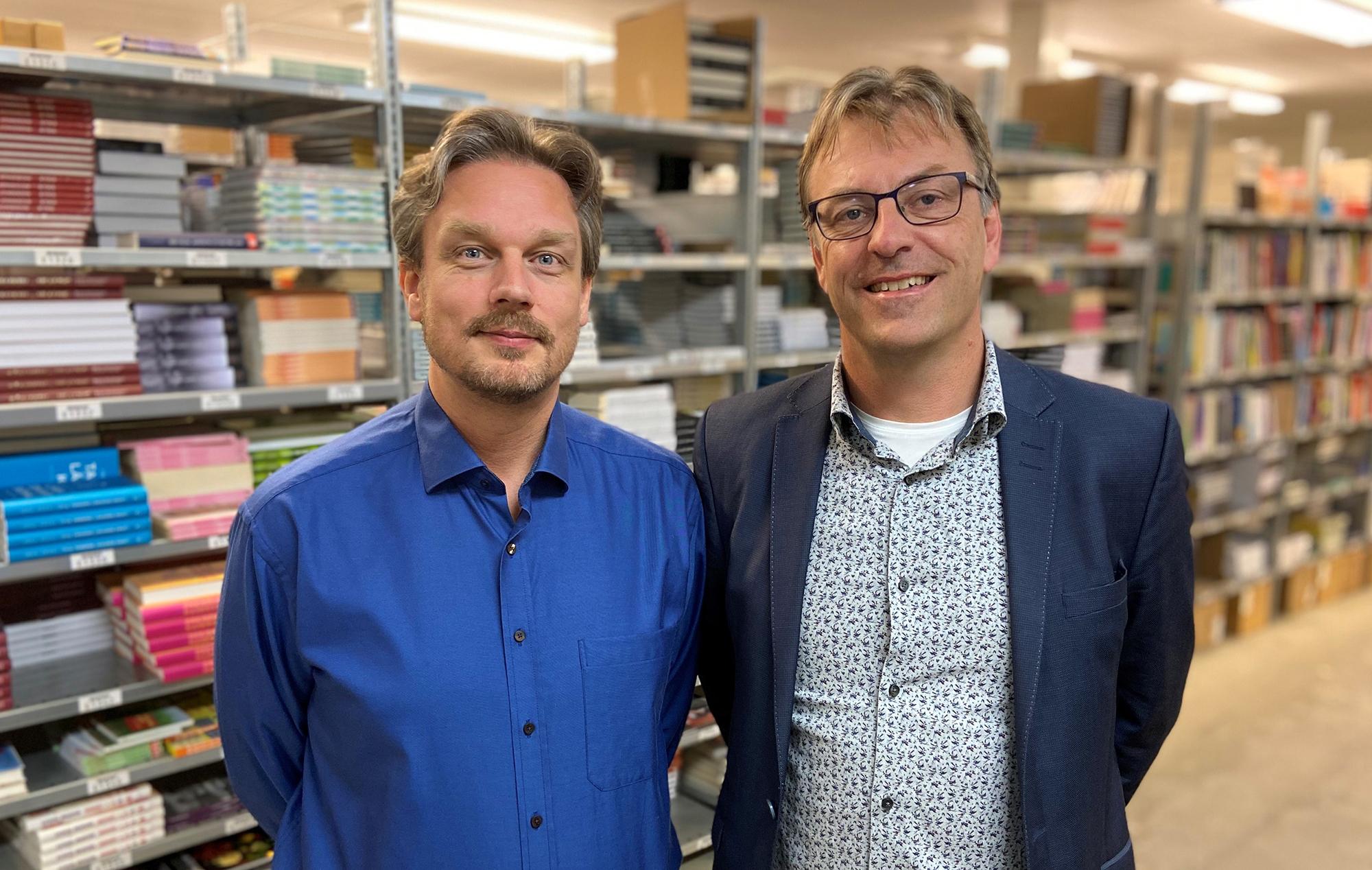 Pär Nilsson och Peter Boqvist, StjärnDistributions ägare